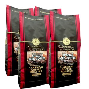 ■ CLASSICAL COFFEE ROASTER Special Ice Blend Whole...