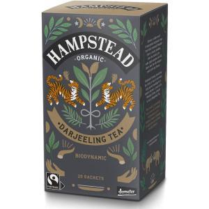 HAMPSTED ハムプステッド オーガニック ハーブティー ダージリン ティーバッグ 2g X 20P  有機栽培|classicalcoffee