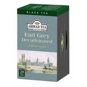 AHMAD アーマッド デカフェ 紅茶 アールグレイ ティーバッグ 20袋    カフェインレス|classicalcoffee