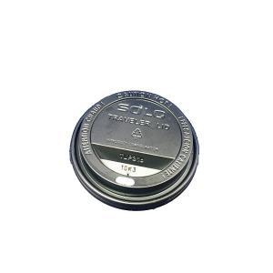 SOLO 8ozトラベラーリッド黒 TL38B2SOLO 100個入 classicalcoffee