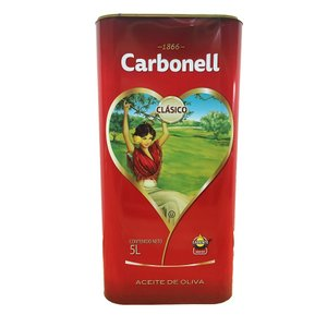 オリーブオイル Carbonell カルボネール  ピュア 5L|classicalcoffee