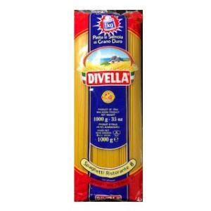 パスタ イタリア DIVELLA ディベラ スパゲッティ #8 1kg  1.75mm ロング|classicalcoffee