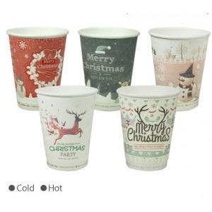 CCR クリスマスデザイン 発砲カップ 12oz 360ml 1袋/50個入り classicalcoffee