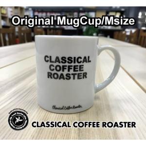 CCR オリジナル マグカップ ホワイト Mサイズ|classicalcoffee