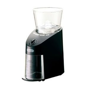 デロンギ コーン式コーヒーグラインダー KG364J