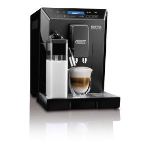 デロンギ DeLonghi エレッタカプチーノ コンパクト全自動エスプレッソマシン ECAM44660BH    業務用モデル|classicalcoffee