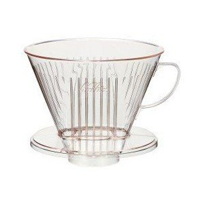 カリタ プラスチック製ドリッパー 104-D 7〜12人用 AS樹脂製 classicalcoffee