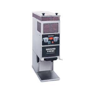 BUNN BrewWISE専用コーヒーカッター G9-2TDBC 単相100V|classicalcoffee