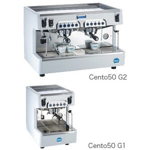 送料無料 CARIMALI カリマリ セミオートエスプレッソマシン Cent50 G2  (2連式)|classicalcoffee