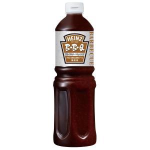 ■HEINZ ハインツ BBQ ソース 1200g  肉料理 ・ 野菜グリル 用    栄養分析(1...