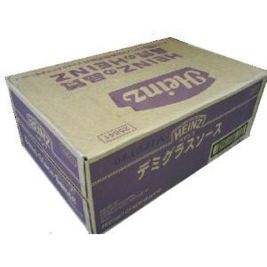 HEINZ ハインツ 1号缶 デミグラスソース 3000g×6缶 (1ケース)|classicalcoffee