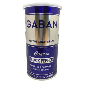 ■GABAN Black Pepper ギャバン ブラックペッパー 荒挽 黒胡椒 420g  主産地...