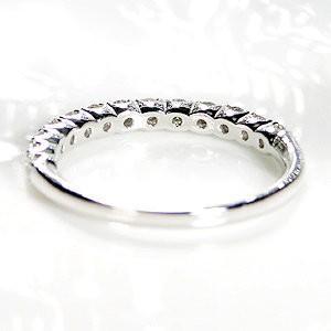 ダイヤモンド リング 指輪 プラチナ 0.5ct ダイヤモンドリング エタニティ シンプル 可愛い CSR0254-pt|classicchess|05