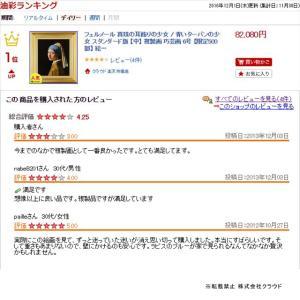 フェルメール レースを編む女 複製画 巧芸画 3号 限定300部 大塚巧藝新社|cld|04