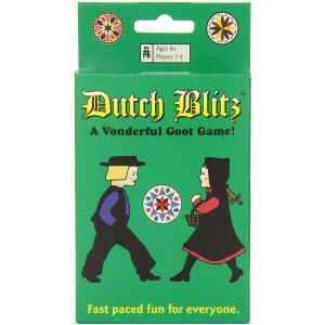 Dutch Blitz(ダッチブリッツ) 世界中で人気 知育カードゲーム  トランプ カード ゲーム おもちゃ  日本語説明書付き 一年保証|cleaner-parts