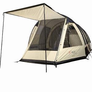 エクステンドアドベンチャー Xtend-Adventureサンセット Sunset ドイツデザイン ファミリーテント 5〜6人用 トンネル型 キャンプ・アウトドア用 日本正規品|cleaner-parts