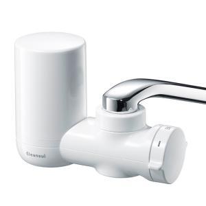 [MD111-WT] 浄水器 三菱ケミカル クリンスイ 蛇口直結型 浄水器 MD111 オフィシャルSHOP商品 送料無料 cleansui