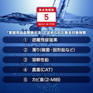 [SFC0002]クリンスイ カートリッジ SFC0002 (1本) 訳あり品 送料無料 オフィシャルSHOP商品 送料無料 三菱ケミカル 浄水器カートリッジ|cleansui|02