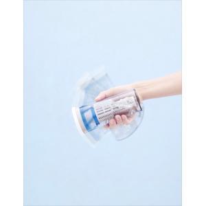 [TM804-CB] 浄水器 三菱ケミカル クリンスイ タンブラー クリアブルーTM804-CB オフィシャルSHOP商品 送料無料|cleansui|04