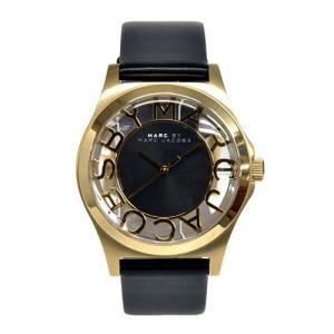 マークジェイコブス 時計 MARC BY MARC JACOBS Henry Skelton ユニセックス ウォッチ 腕時計 MBM1246 clear