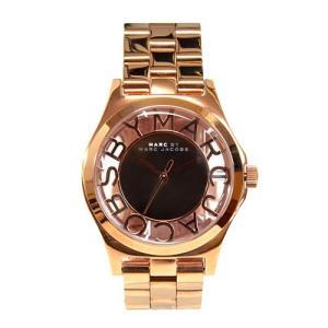マークジェイコブス 時計 MARC BY MARC JACOBS Henry Skelton ユニセックス ウォッチ 腕時計 MBM3207 clear