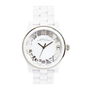 マークジェイコブス 時計 MARC BY MARC JACOBS Henry Skelton ユニセックス ウォッチ 腕時計 MBM4571 clear