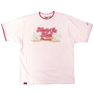 96 NORTH/メンズ ロゴTシャツ サイズM|clear