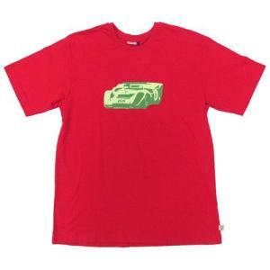 MOOKS メンズ プリントTシャツ サイズL|clear
