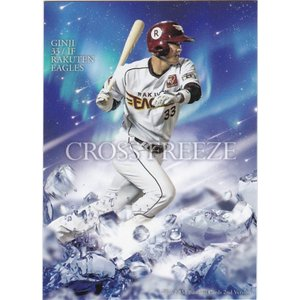 BBM 2016 2nd 銀次 CF53 CROSS FREEZE|clearfile