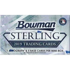 MLB 2019 BOWMAN STERLING BASEBALL 1パック(6枚入り)|clearfile
