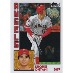 TOPPS 2019 Series1 大谷翔平 T84-17 Silver Pack|clearfile