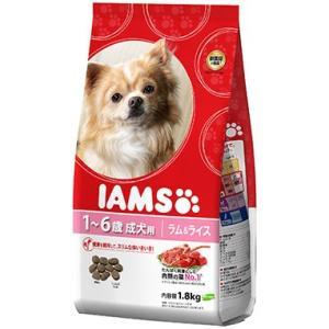 プレミアムドッグフード ドライフード アイムス 成犬用 ラム&ライス 12kg