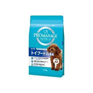 プレミアムドッグフード プロマネージ 犬種別シリーズ トイプードル専用 1.7kg ドライフード