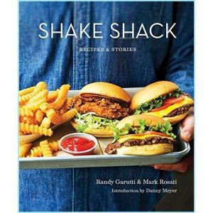 新品Shake Shack: Recipes & Stories: A Cookbook