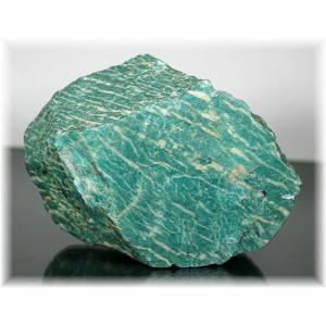 ロシア産アマゾナイト原石 【AMAZONITE-RU687IS】 clearstones