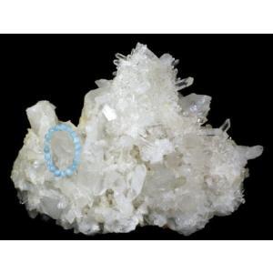 アメリカ・アーカンソー州産水晶クラスター 【ARKANSAS-QUARTZ1462】|clearstones