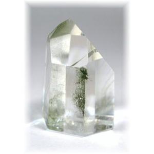 ブラジル産ガーデン水晶ポイント 【GERDENQUARTZ-PP35】|clearstones