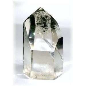 ブラジル産ガーデン水晶ポイント 【GERDENQUARTZ-PP38】|clearstones