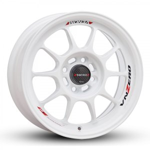 LENSO VENOM ZERO 15x7.0J +38 4H-100 ホワイト 4本セット フローフォーミング 超軽量【送料無料】|cleaveonline