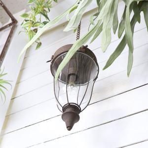 ランタン / ガーデン ライト ガラス アンティーク|cleebs