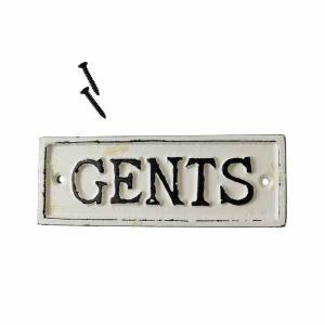 サインプレート GENTS|cleebs