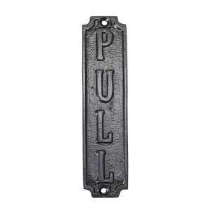 サインプレート PULL|cleebs