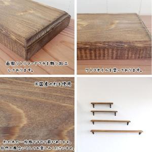 棚板 アンティーク調 天板 DIY ウッドボード|cleebs|03
