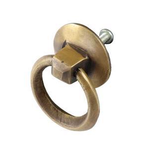 アンティーク調真鍮製ノブ|cleebs