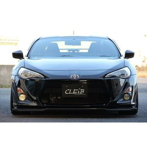 CLEIB 86 ZN6 フロントリップ カーボン cleib