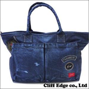 Fragment Design x HEAD PORTER Tote Bag [トートバック] INDIGO 277-001782-017x(新品)|cliffedge