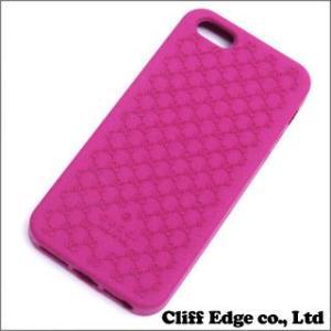 (新品) GUCCI iPhone5 ラバーケース PINK 274-000790-016 798689729|cliffedge