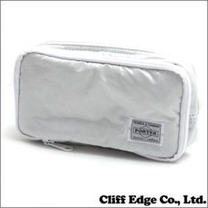 (新品)the POOL aoyama(ザプール青山) HEAD PORTER Fragment Design MIRAGE COSMETIC CASE WHITE 274-000831-010 798595919|cliffedge