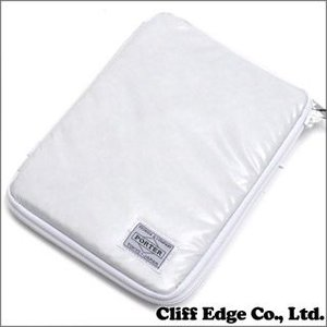 (新品)the POOL aoyama HEAD PORTER Fragment Design MIRAGE iPad mini CASE WHITE 274-000830-010 798595919|cliffedge