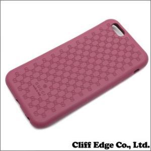 (新品) GUCCI グッチ バイオプラスチック iPhone6 ケース DUSTY ROSE 273-000071-013 (グッズ)|cliffedge